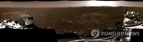 화성 착륙 당시 `공포의 7분` 바람 소리 생생하게 담았다